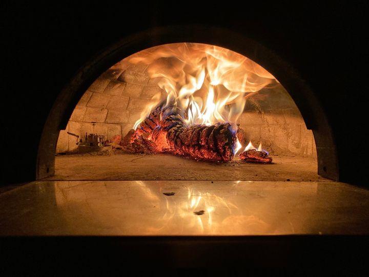 Fabrication four à bois pour votre camion pizza